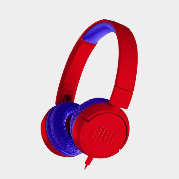 JBL JR300 Red 4
